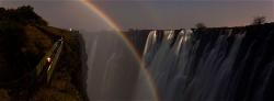 252A_LZmS_3350 Lunar Rainbow, Victoria Falls
