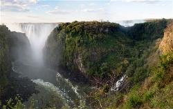 258A_LZmS_944751 Victoria Falls & Gorge
