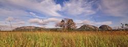 013_LZmMut_114 Chipundu Dambo, Inselbergs & Sky