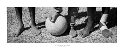 AFRICAN FOOTBALL - Canvas Prints