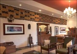 834_Hotel Lounge 1-framed prints